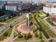 Альметьевск с высоты. Памятник в честь добытых 3-х миллиардной тонны нефти Татарстана