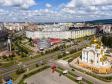 Альметьевск с высоты. Офисное здание АО Транснефть–Прикамье