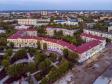 Вечерний центр Новокуйбышевска. Жилой дом на улице Миронова д.1