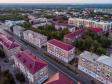 Вечерний центр Новокуйбышевска. улица 50 лет НПЗ