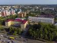 Саранск - столица Республики Мордовия с высоты.. Республиканская клиническая больница им. С.В. Каткова