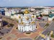 Саранск - столица Республики Мордовия с высоты.