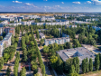 Необычный взгляд на город Балаково. бульвар Роз