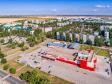 """Необычный взгляд на город Балаково. Гипермаркет """"Магнит"""" на Набережной Леонова."""