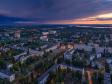 Необычный взгляд на город Балаково. улица Комсомольская