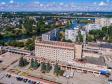 """Необычный взгляд на город Балаково. Гостиница """"Балаково"""""""