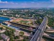 Необычный взгляд на город Балаково. Шлюзы Балаково