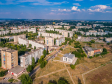Необычный взгляд на город Балаково. улица Свердлова