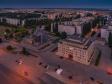 Необычный взгляд на город Балаково. Центральная площадь. Здание Администрации муниципального округа г.Балаково.