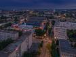 Взгляд с высоты на Саратов и Волгу . Пересечение улицы Рабочей и Аткарской.