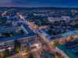 Взгляд с высоты на Саратов и Волгу . Перекресток Московской улицы и Радищева
