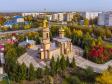 Нижнекамск золотой осенью. Храм Воскресения Христова