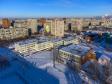 Тольятти с высоты (2021). Школа №84 им. А. Невского в 16 квартале на Цветном бульваре