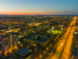 """Тольятти с высоты (2021). Третье комплексное общежитие на Революционной и стадион """"Спутник"""" на Юбилейной"""