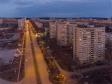 Тольятти с высоты (2021). Улица Фрунзе