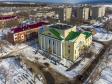 """Тольятти с высоты (2021). Досуговый центр """"Русич"""" на улице Носова"""