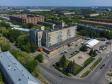 Тольятти с высоты (2021). Перекресток улиц Горького и Победы
