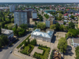 Тольятти с высоты (2021). Улица Горького в Центральном районе