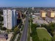 Тольятти с высоты (2021). Улица Ленина в Центральном районе