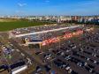 """Тольятти с высоты (2021). Торговый центр """"Акварель"""" на Южном шоссе"""