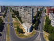 Тольятти с высоты (2021). Перекресток улиц 40 лет Победы и Дзержинского
