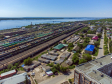 . Город Октябрьск это крупный железнодорожный узел
