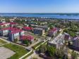 Город Октябрьск с высоты