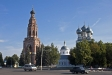 Temples of Moscow Region. Собор Михаила Архангела является образцом архитектуры 18 столетия, т.к. он почти не изменился с того времени.  Храм был построен и освящен в 1705 году. В советское время он был закрыт, и здание долгое время использовалось под архив. Но в конце 1980-х гг храм был возвращен верующим. В  1990 было совершено первое Богослужение.