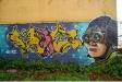 Graffiti of Kazan. ул.Четаева, 17