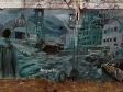 Graffiti of Kazan. Казань, ул. Горьковское шоссе д.30 Остановка Факел