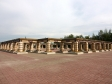 Парк Победы. Мемориальный комплекс включает в себя вечный огонь, вокруг которого расположен пантеон с именами Героев-уроженцев Татарстана, получивших награды во время ВОВ.