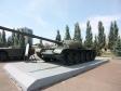 Парк Победы. Основной боевой танк, главный конструктор - Л.Н.Карцев. Принят на вооружение в мае 1961 года. Танк создавался на базе Т-55. Впервые в истории мирового танкостроения в качестве основного вооружения на башне установлена стабилизированная в двух плоскостях пушка. Стоял на вооружении Советской Армии. Максимальная дальность стрельбы - 5800 м. Поступал на вооружение многих армий, в том числе Алжира, Анголы, Болгарии, Кубы, Чехословакии, Эфиопии, Ирана, Ливии. Первые боевые качества проявил в вооруженном конфликте в Алжире.