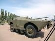 Victory Park (Park Pobedy). Бронированная разведывательно-дозорная машина БРДМ-2 была разработана на Горьковском автозаводе под руководством главного конструктора В.А.Дедкова. На вооружение была принята в 1962 г. Производилась с 1963 по 1989 годы. Состоит на вооружении Российской армии и армий более, чем 50 стран мира.