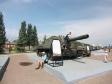 """Victory Park (Park Pobedy). В 1942 году на Челябинском заводе была разработана самоходная артиллерийская установка СУ-152 всего за 25 суток. В серийное производство была запущена в феврале 1943 года. Впервые широко использовалась в боях на Курской дуге. Ее эффективность в поединках с новыми танками """"Тигр"""" и """"Пантера"""" стала полной неожиданностью для немцев, так как ее огонь срывал башни с этих танков. Бойцы прозвали СУ-152 """"Зверобоем"""". Всего было изготовлено 620 самоходок."""