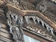 Wooden carving of old Samara. город Самара, Запланный пер, 11