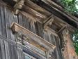 Wooden carving of old Samara. город Самара, ул. Галактионовская, 90