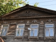 Wooden carving of old Samara. город Самара, ул. Галактионовская, 227