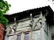 Wooden carving of old Samara. город Самара, ул. Садовая, 94