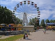 Planet, the recreation park (Astrakhan)