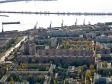 Flying over the city. Part 2. Комсомольский район
