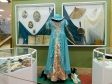 """Museum of history of Naberezhnye Chelny. Экспозиция """"Золотая кладовая"""". Национальный костюм."""