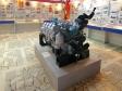 """Museum of history of Naberezhnye Chelny. Экспозиция """"КАМАЗ и город: история и современность"""". Двигатель КАКМАЗа."""