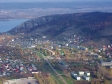 Flying over Zhigulevsk. город Жигулевск, улица Морквашинская