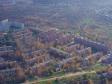 Flying over Zhigulevsk. город Жигулевск, микрорайон В-1