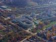 Flying over Zhigulevsk. город Жигулевск, улица Космсомольская дом 56