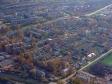 Flying over Zhigulevsk. город Жигулевск, улицы Самарская и Почтовая