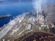 Полет над Жигулевском. Жигулевский цементный завод