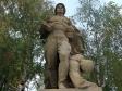 """Mamayev Kurgan. Скульптура """"Подвиг моряков""""."""
