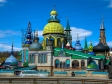 Казань. Вселенский Храм - архитектурный символ религий, культур и цивилизаций.