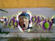 Казань. Граффити, которые я увидел в Казани, заслуживают высшей оценки.